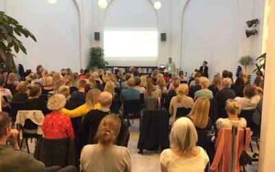 Foredrag på Tårnby Bibliotek