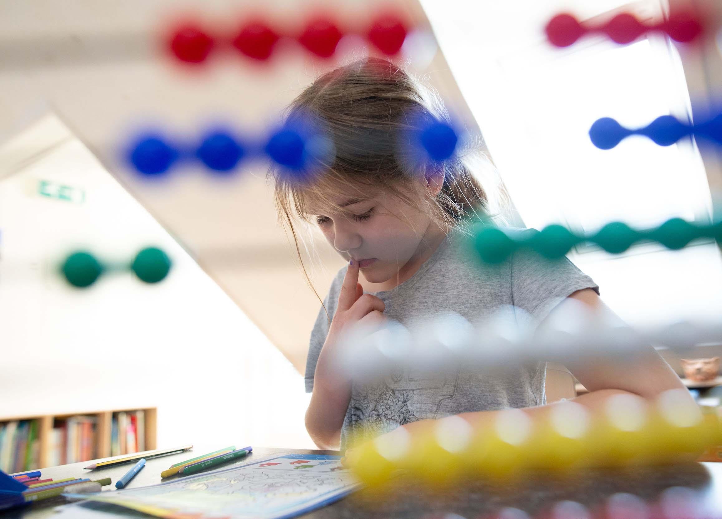 Dagbehandlingsskole i København som underviser i alle folkeskolens fag - og lidt til